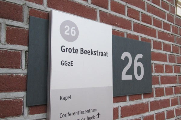 Merlet college | Groeneveld Sign Systems
