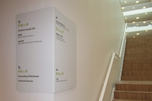Universiteit Leiden | Groeneveld Sign Systems