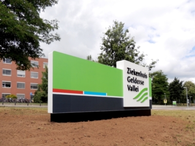 Ziekenhuis Gelderse Vallei | Groeneveld Sign Systems