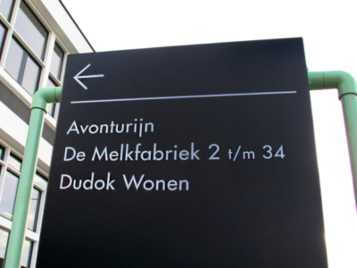 Dudok | Groeneveld Sign Systems