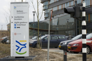 Provinciehuis Flevoland | Groeneveld Sign Systems