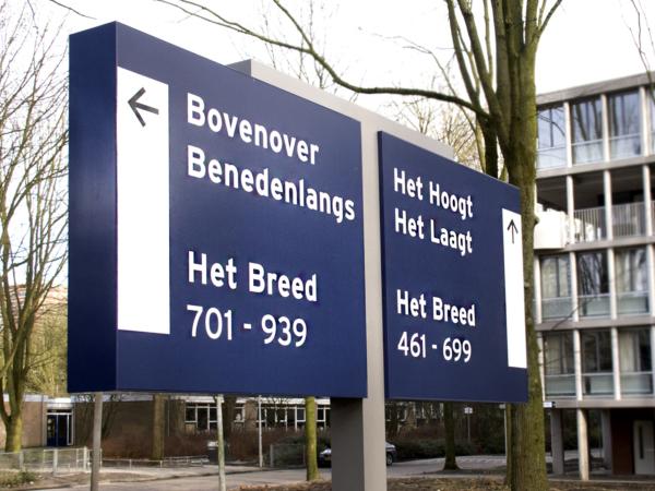 Recreatie wonen | Groeneveld Sign Systems