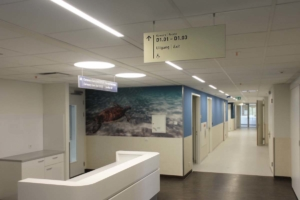 Curaçao Medical Center | Groeneveld Sign Systems