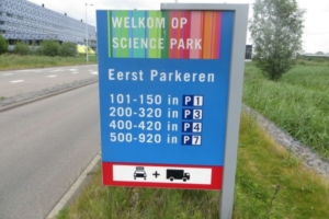 Science Park Amsterdam | Groeneveld Sign Systems (GSS)