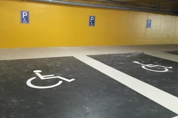 Parkeerplaatsaanduidingen