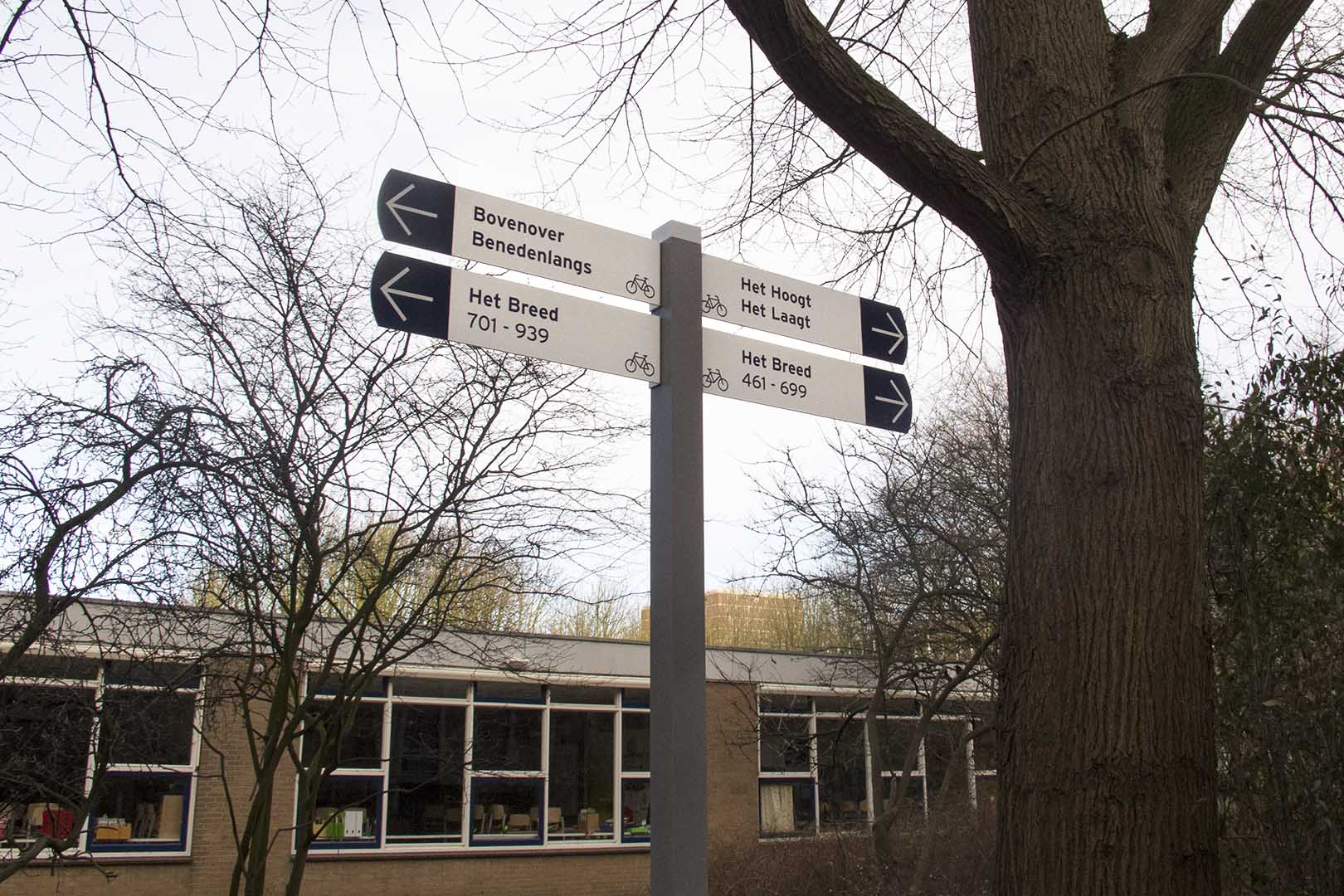 Het Breed 04 | Groeneveld Sign Systems