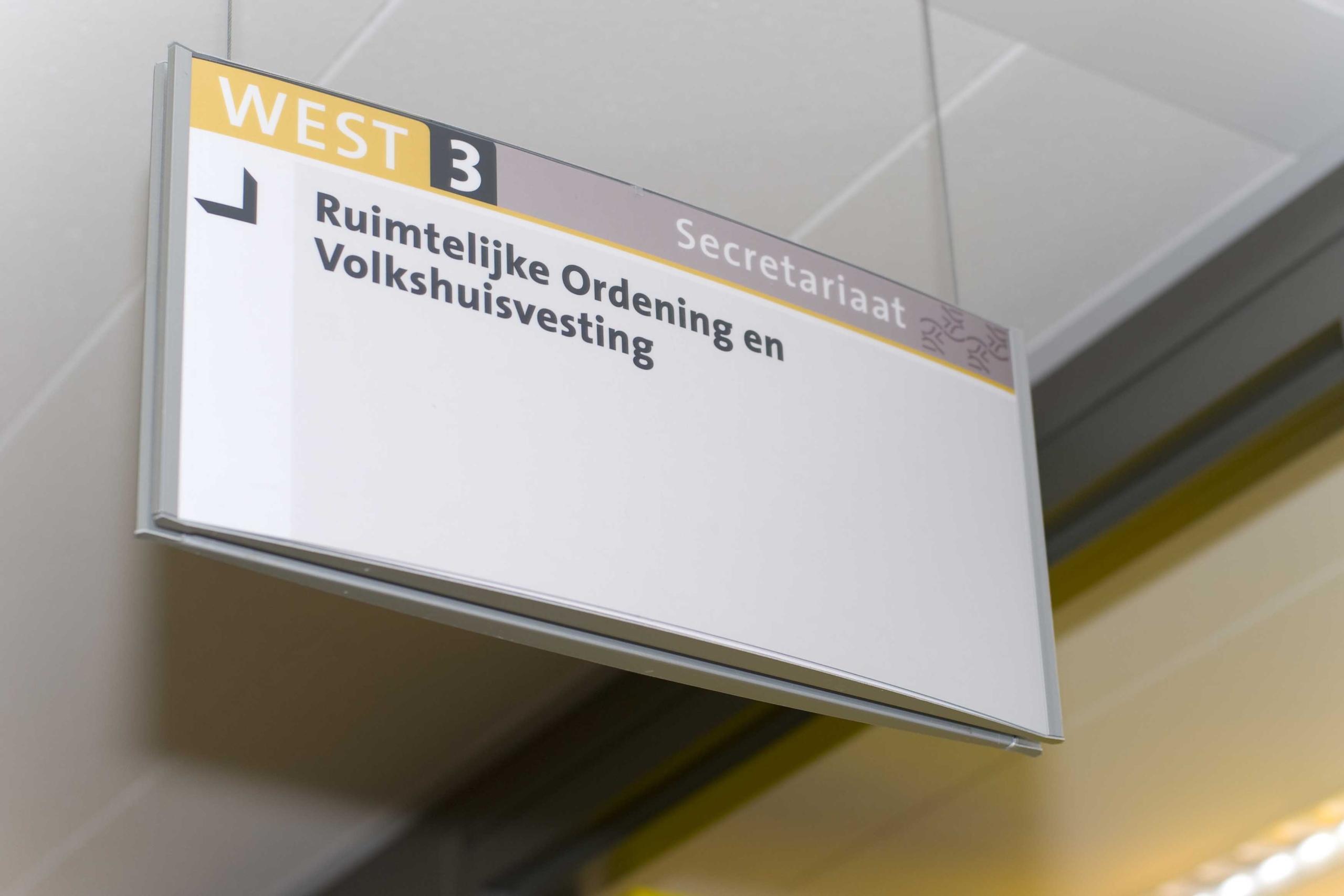 Provinciehuis_Flevoland008   Groeneveld Sign Systems