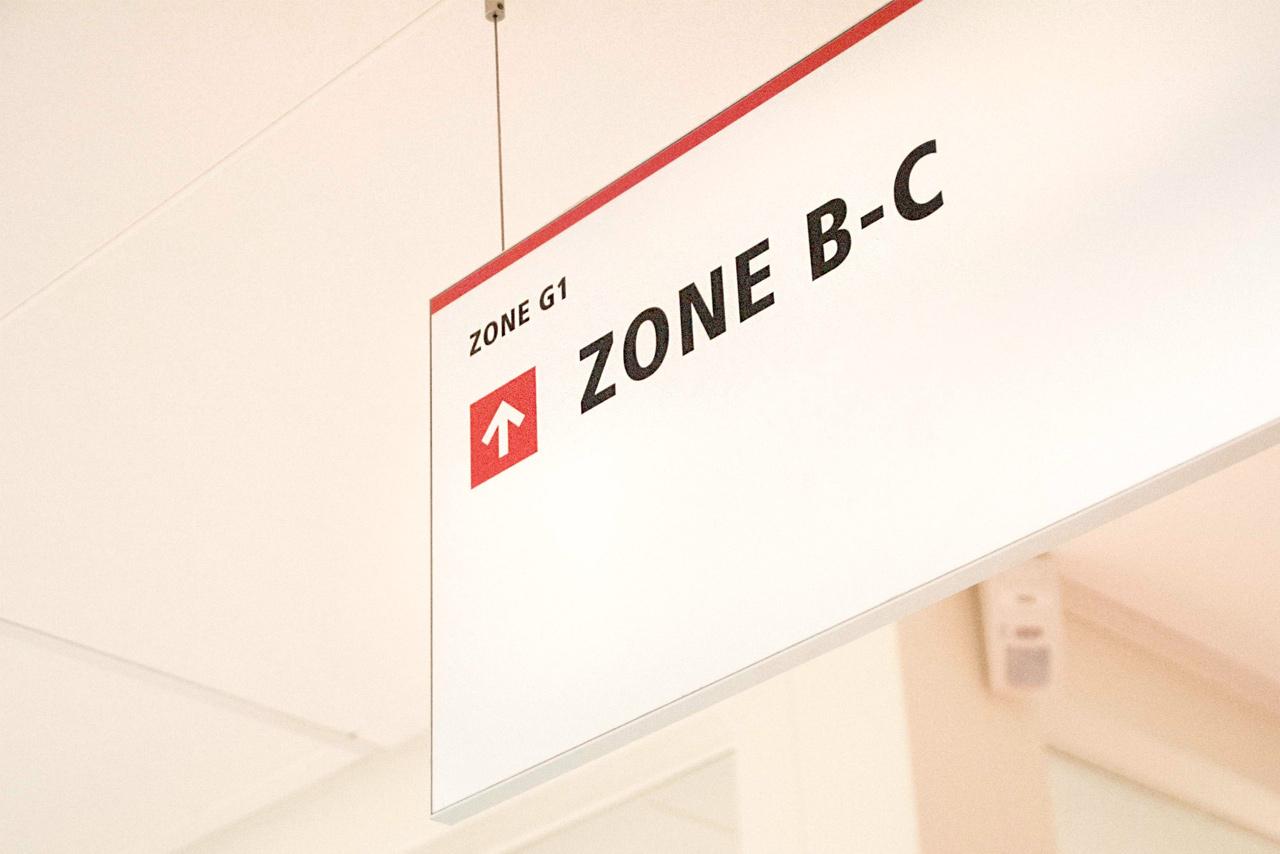 Avans Hogeschool 7 | Groeneveld Sign Systems