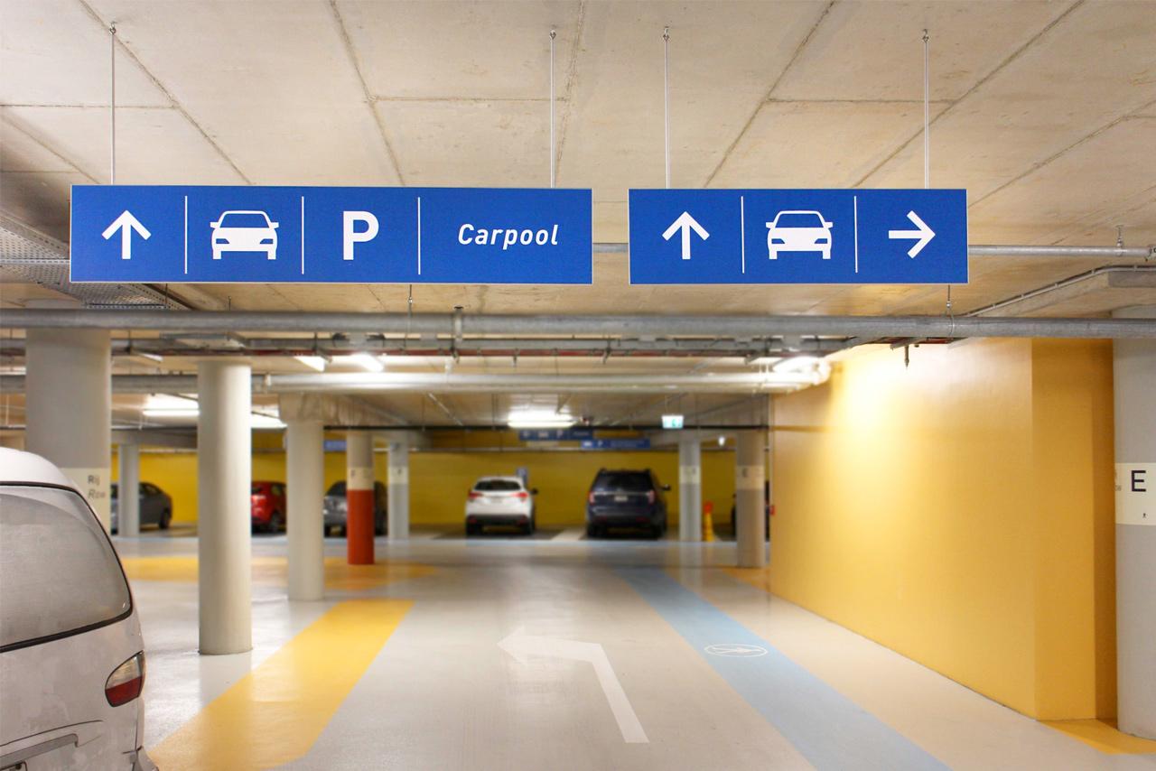 CMC Garage | Groeneveld Sign Systems