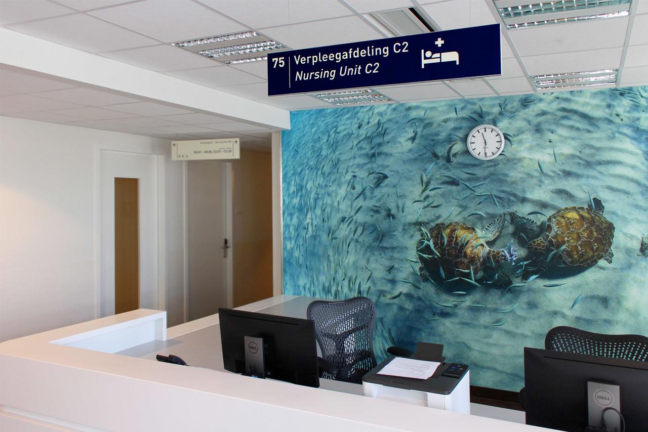 CMC LOC Balie 04 | Groeneveld Sign Systems