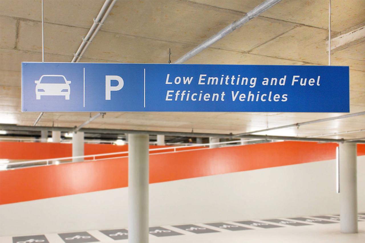 CMC garage motor parkeerplekken   Groeneveld Sign Systems