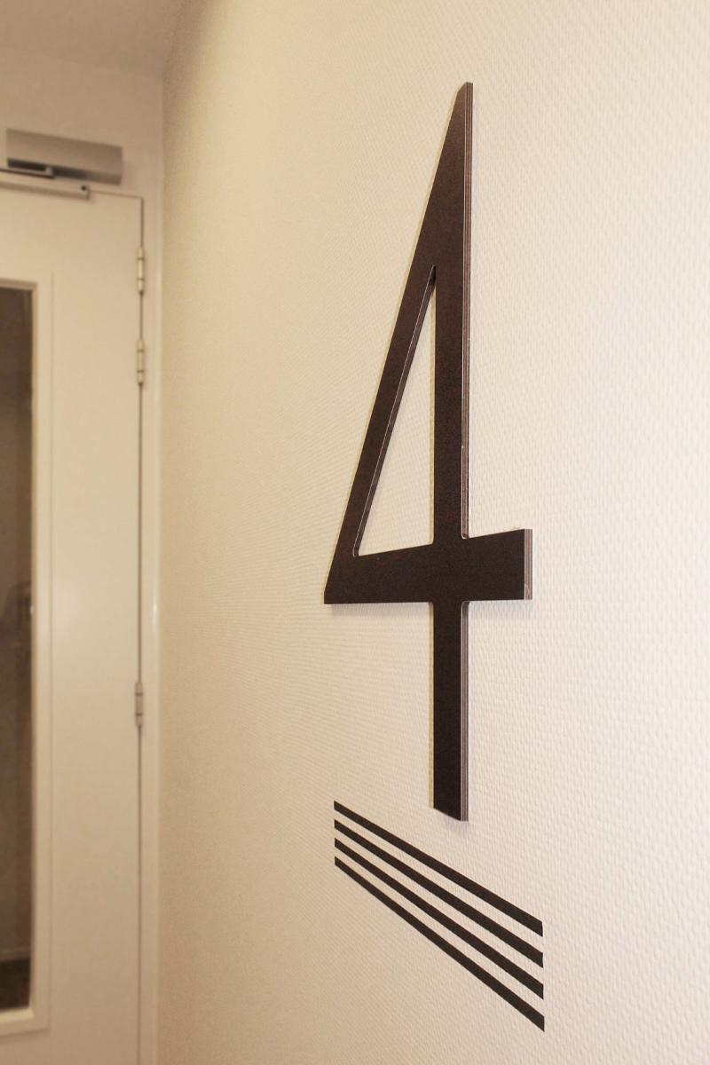 Driehoek - ETA 7   Groeneveld Sign Systems