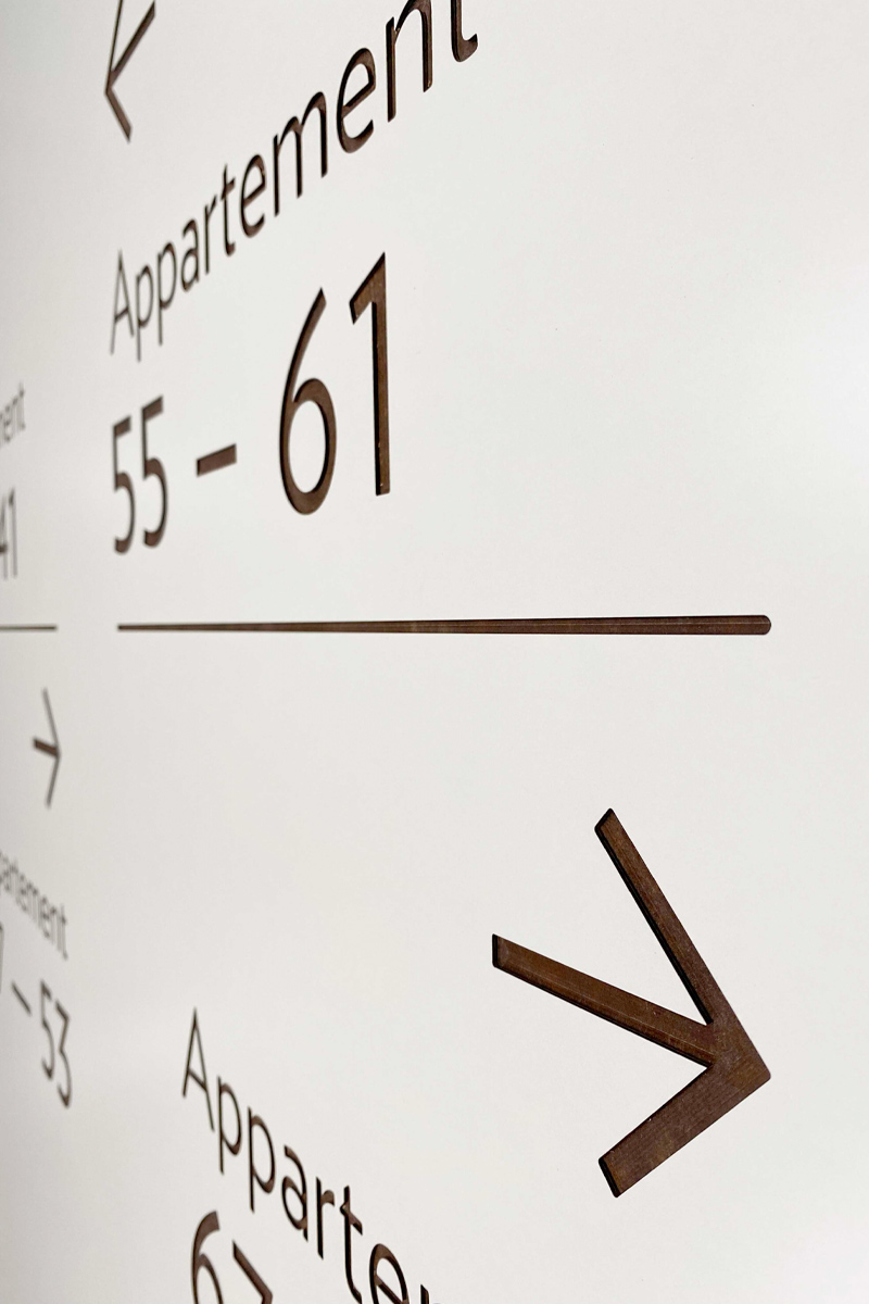 Driehoek - productie 3   Groeneveld Sign Systems