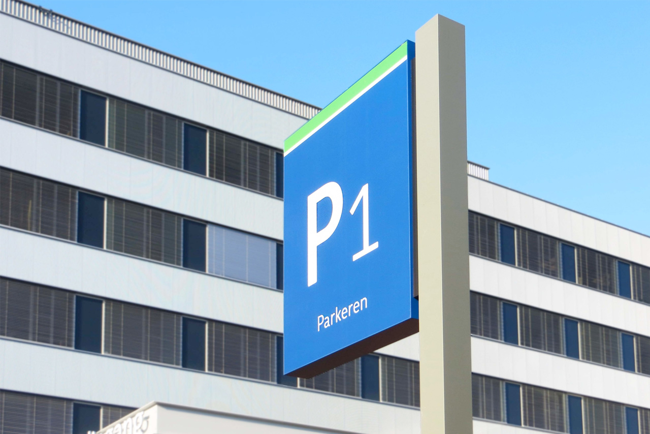 Groene Hart Ziekenhuis | _ Groeneveld Sign Systems
