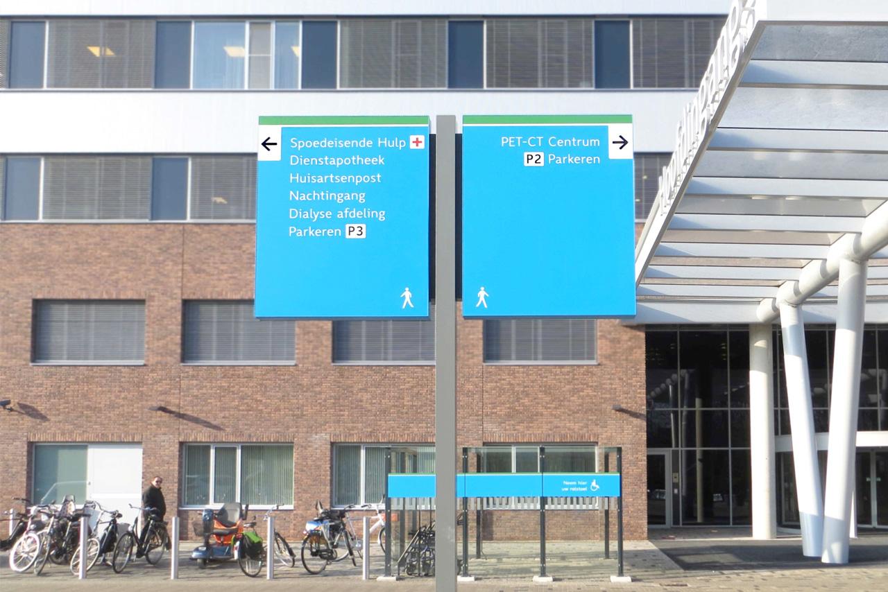 Groene Hart Ziekenhuis 4 | Groeneveld Sign Systems