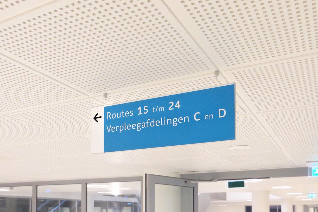 Groene Hart Ziekenhuis 5 | Groeneveld Sign Systems