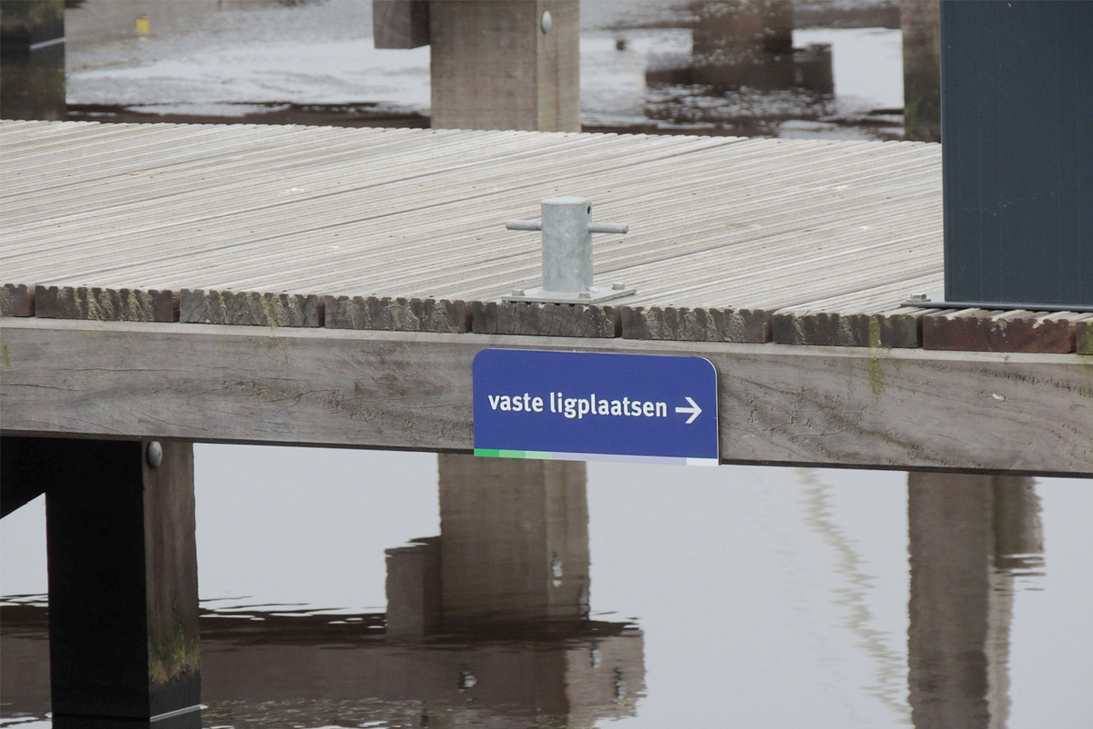 Jachthaven 06 | Groeneveld Sign Systems