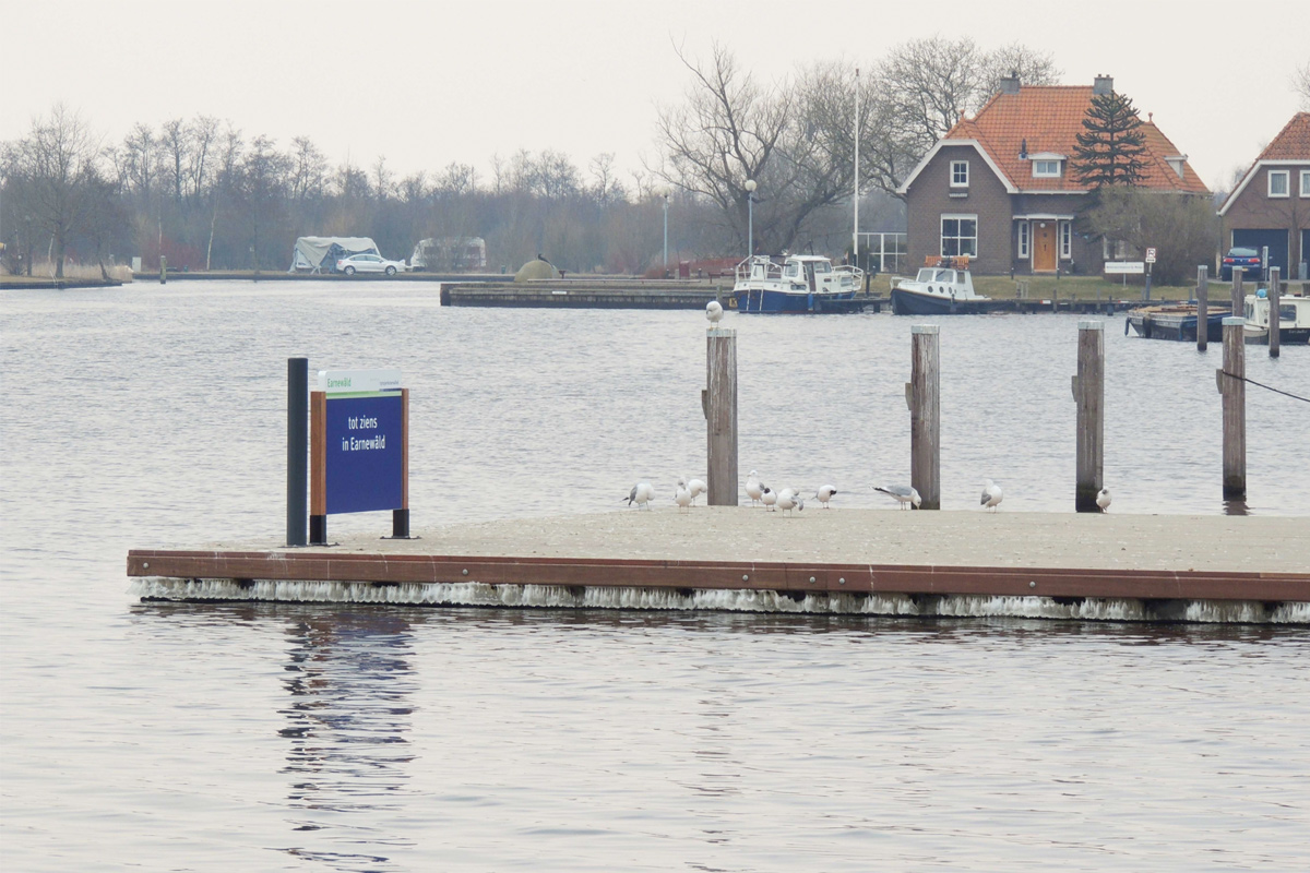 Jachthaven 07 | Groeneveld Sign Systems