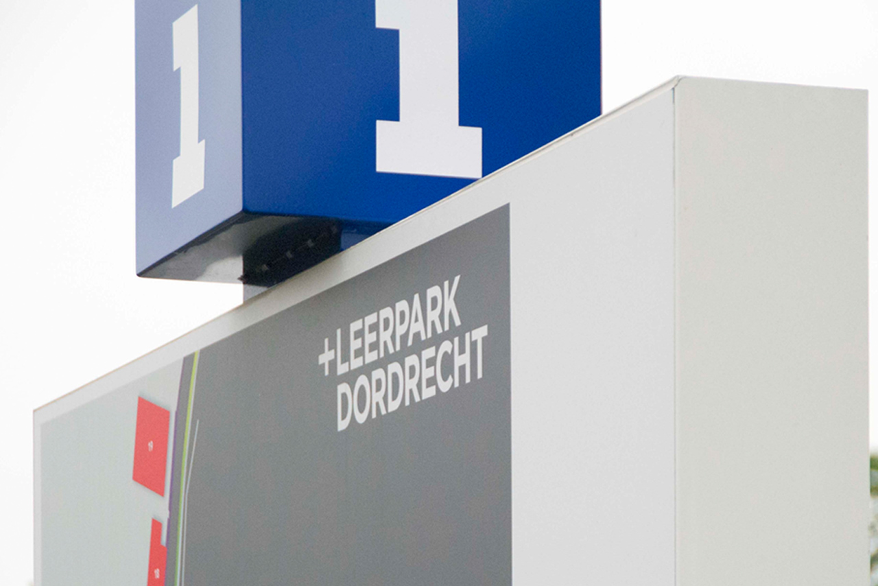 Leerpark 1 | Groeneveld Sign Systems