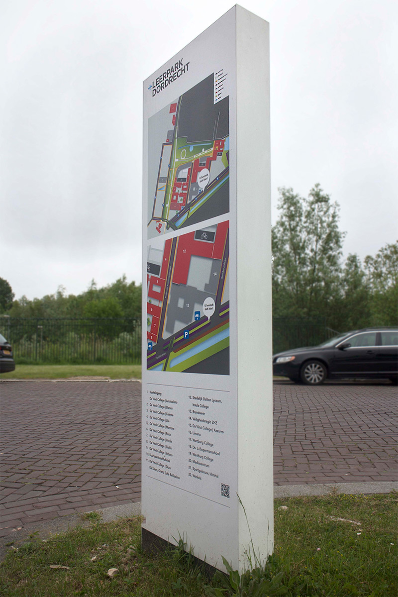 Leerpark 10 | Groeneveld Sign Systems