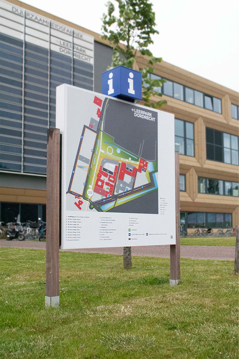 Leerpark 2 | Groeneveld Sign Systems
