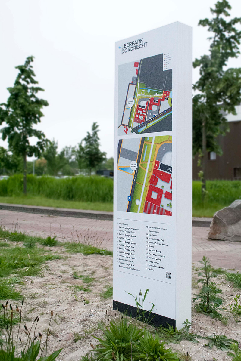 Leerpark 3 | Groeneveld Sign Systems