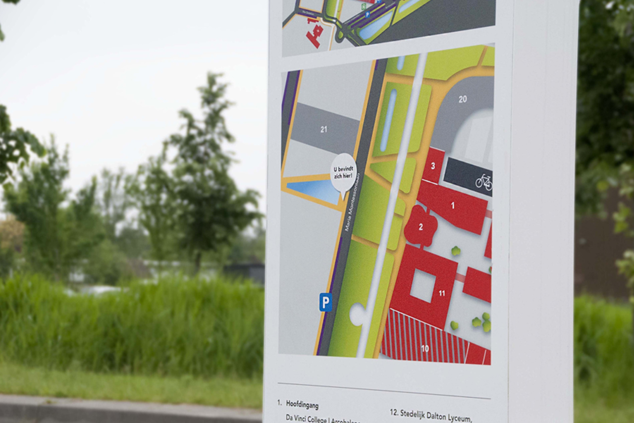 Leerpark 4 | Groeneveld Sign Systems