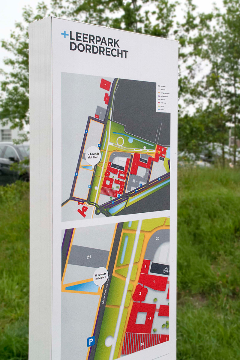 Leerpark 5 | Groeneveld Sign Systems