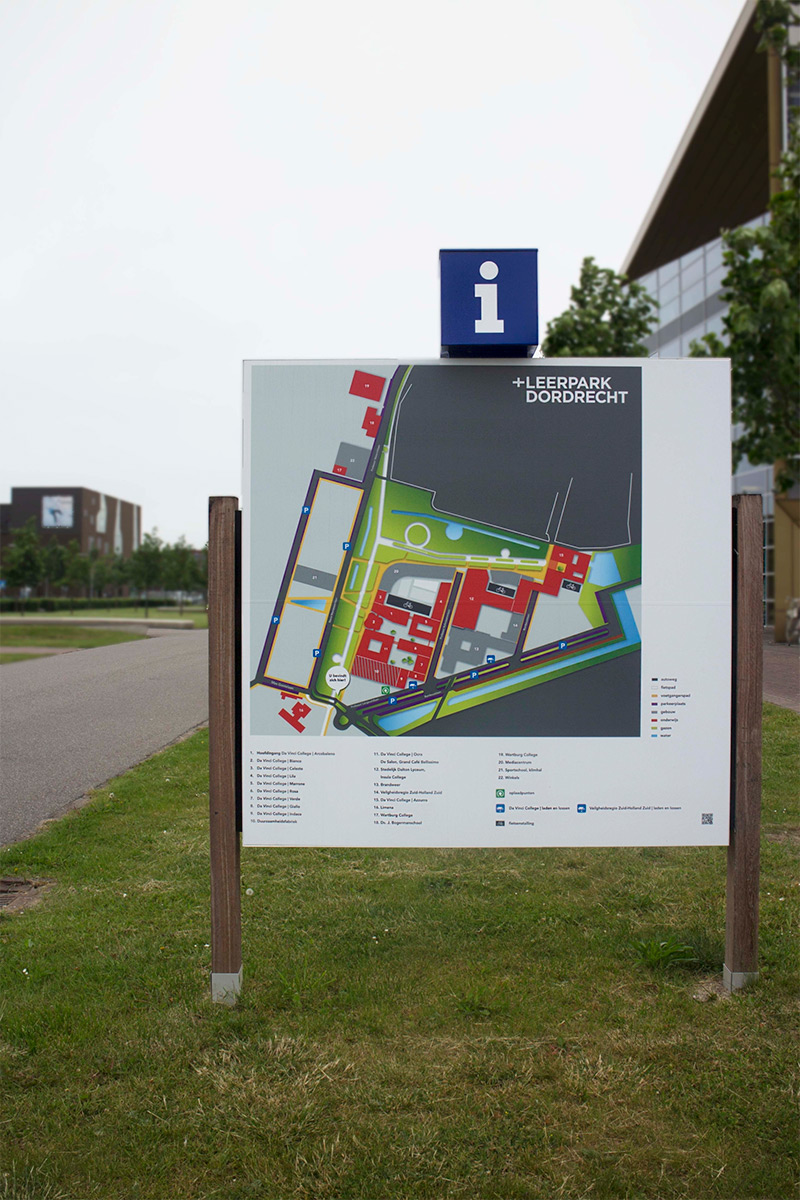 Leerpark 8 | Groeneveld Sign Systems