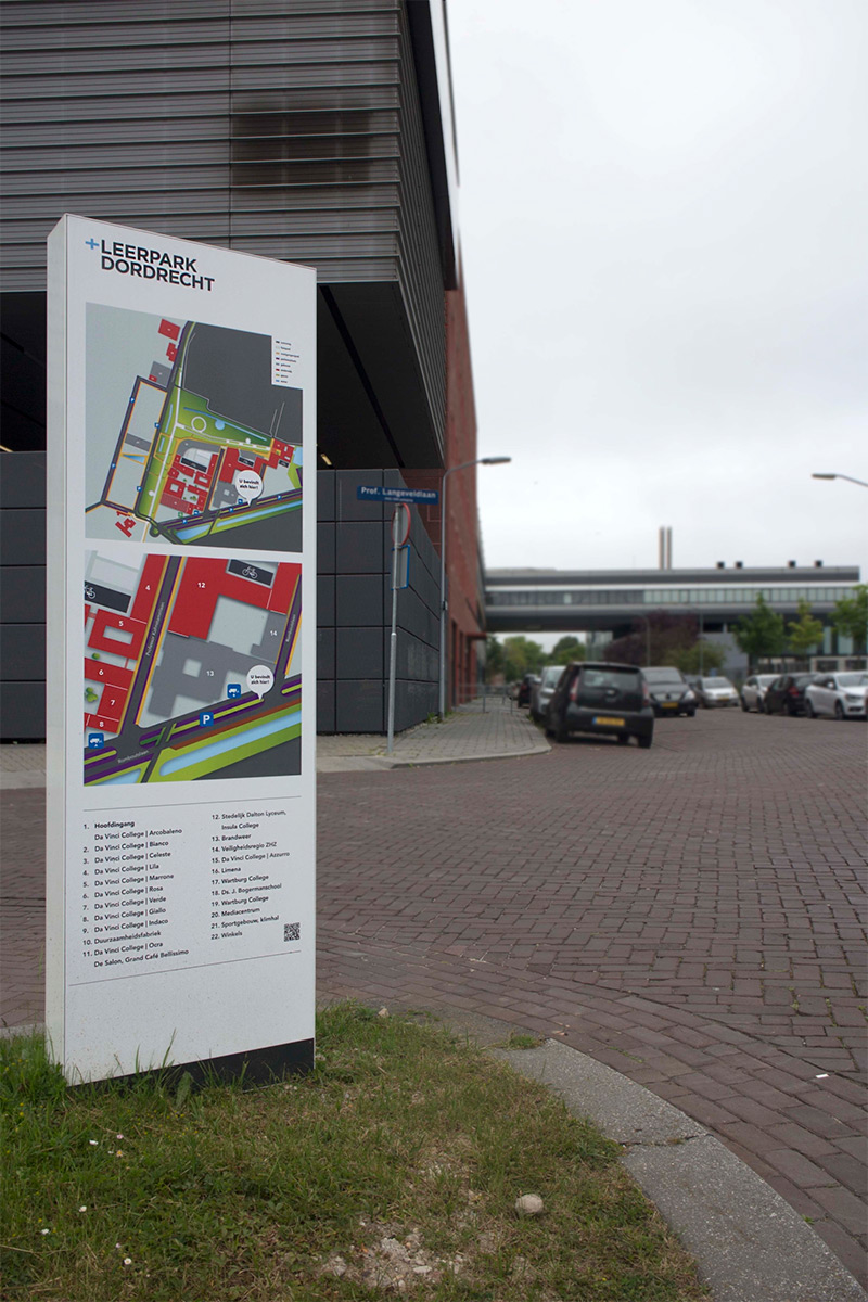 Leerpark 9 | Groeneveld Sign Systems