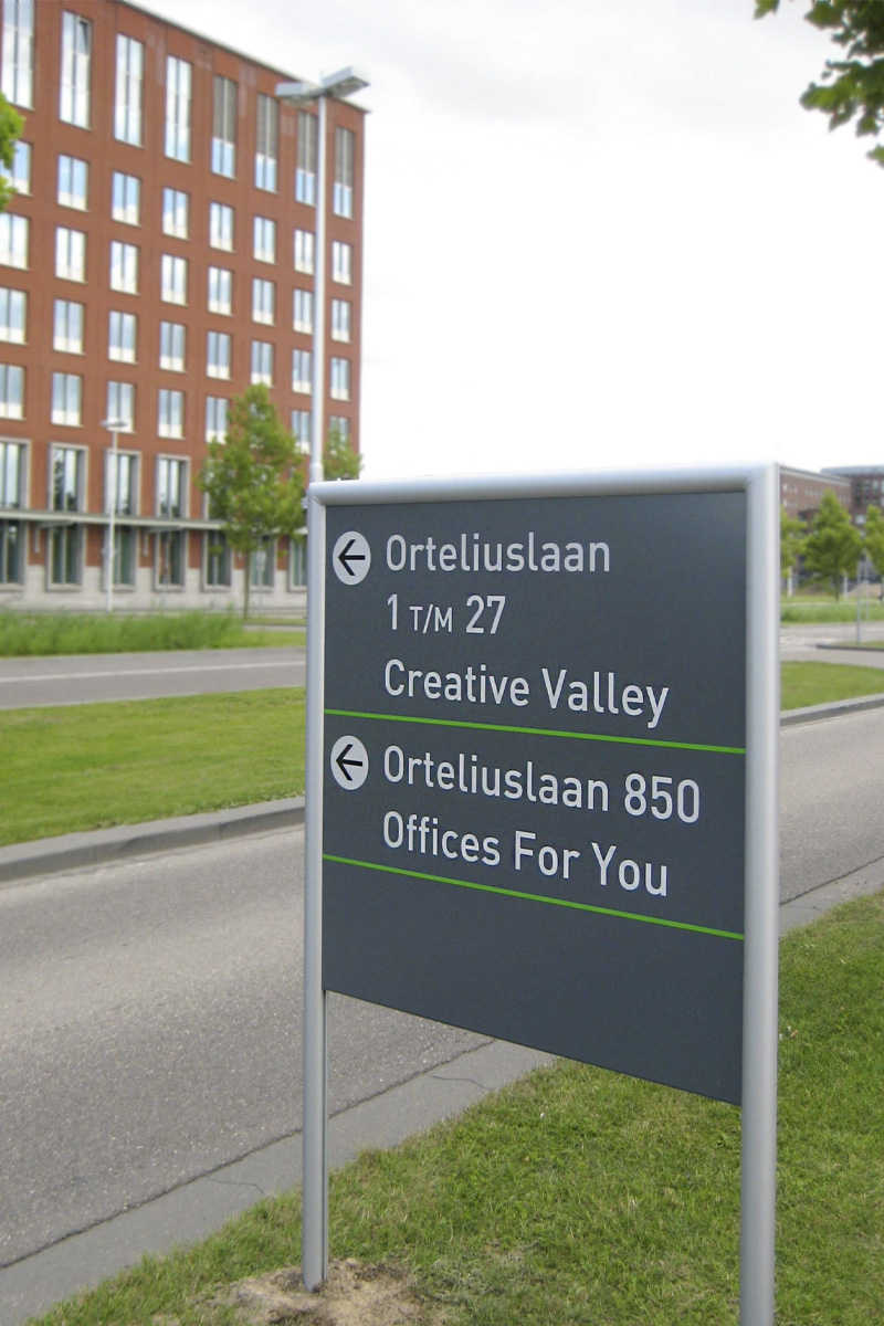 Papendorp 3   Groeneveld Sign Systems