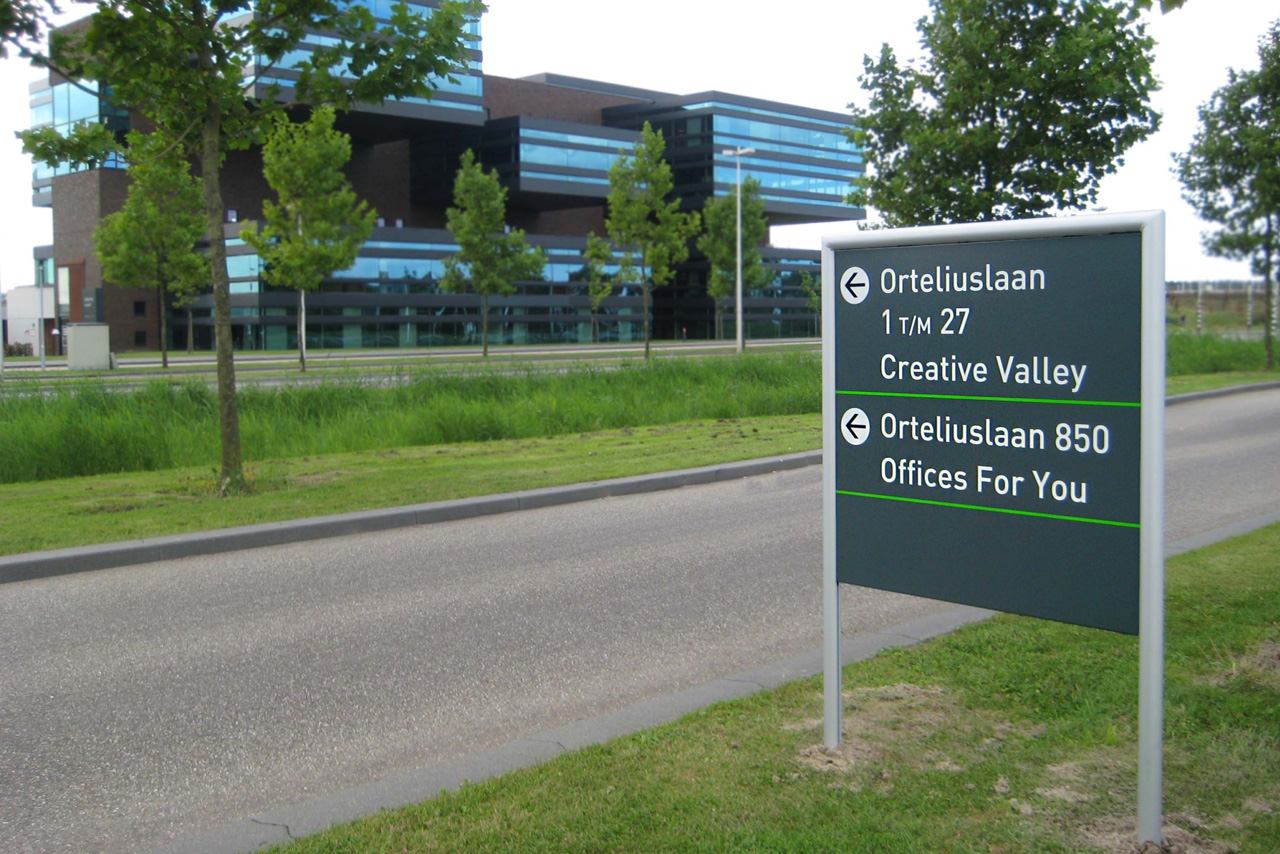 Papendorp 5   Groeneveld Sign Systems