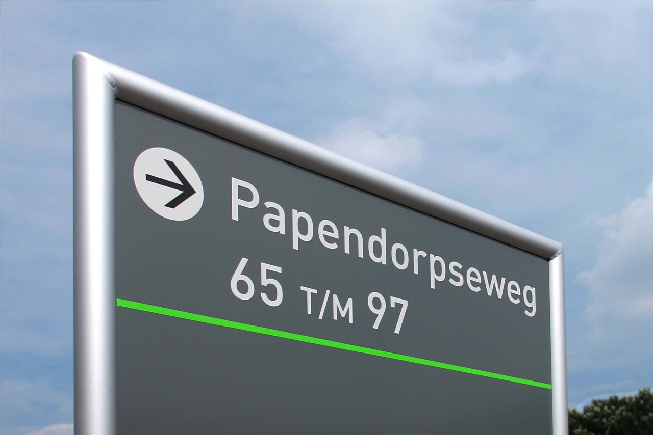 Papendorp 6   Groeneveld Sign Systems