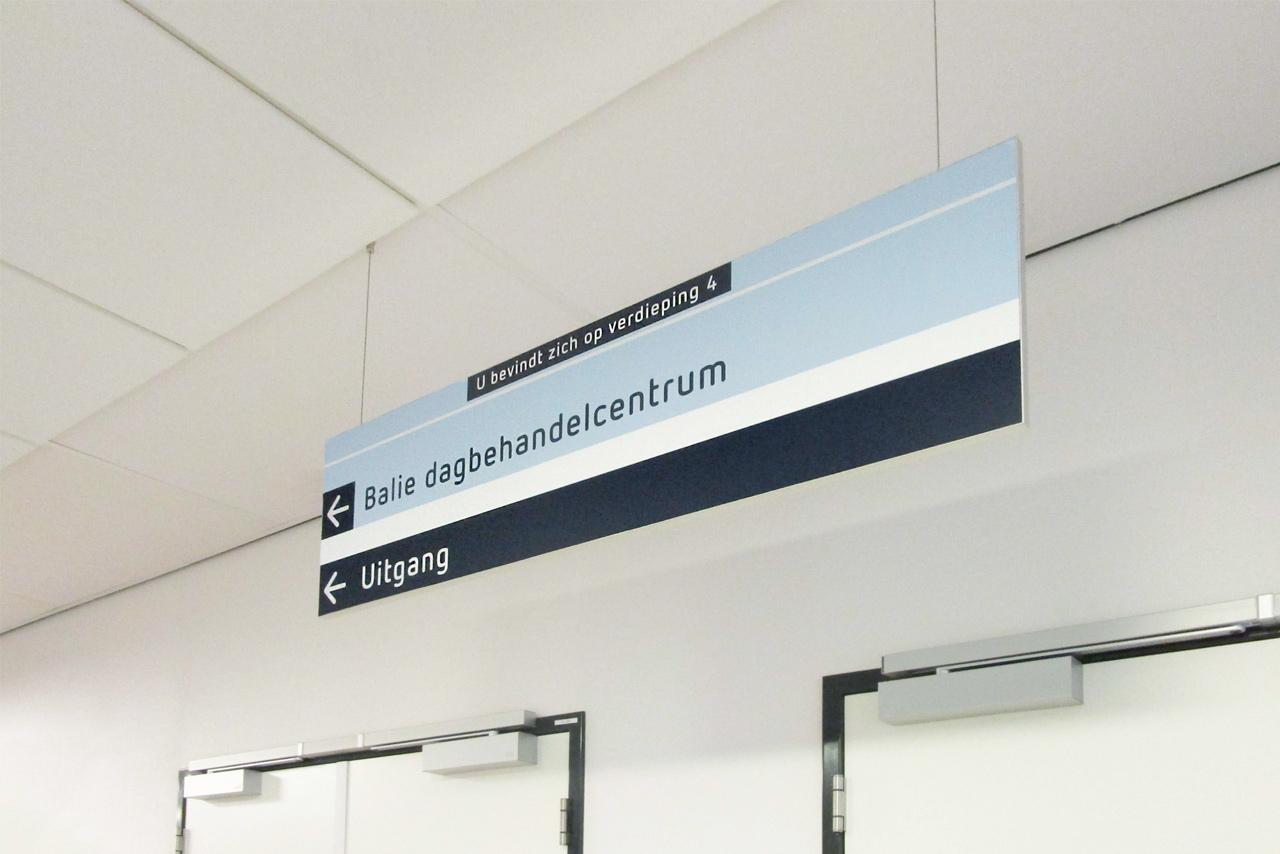 RDG Verwijsbord 02 | Groeneveld Sign Systems