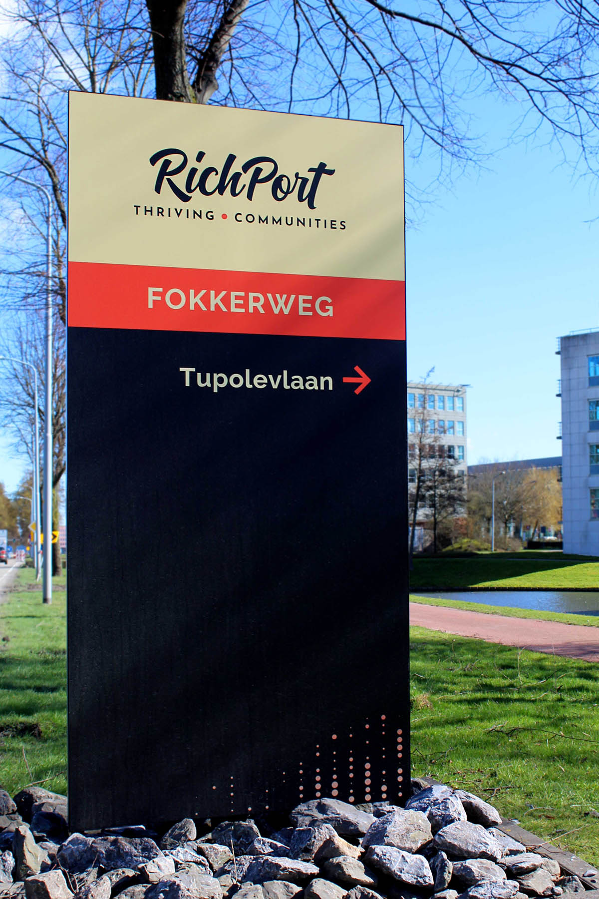 Richport 1 | Groeneveld Sign Systems