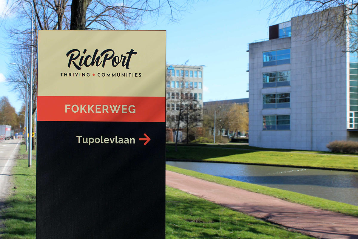 Richport 2 | Groeneveld Sign Systems