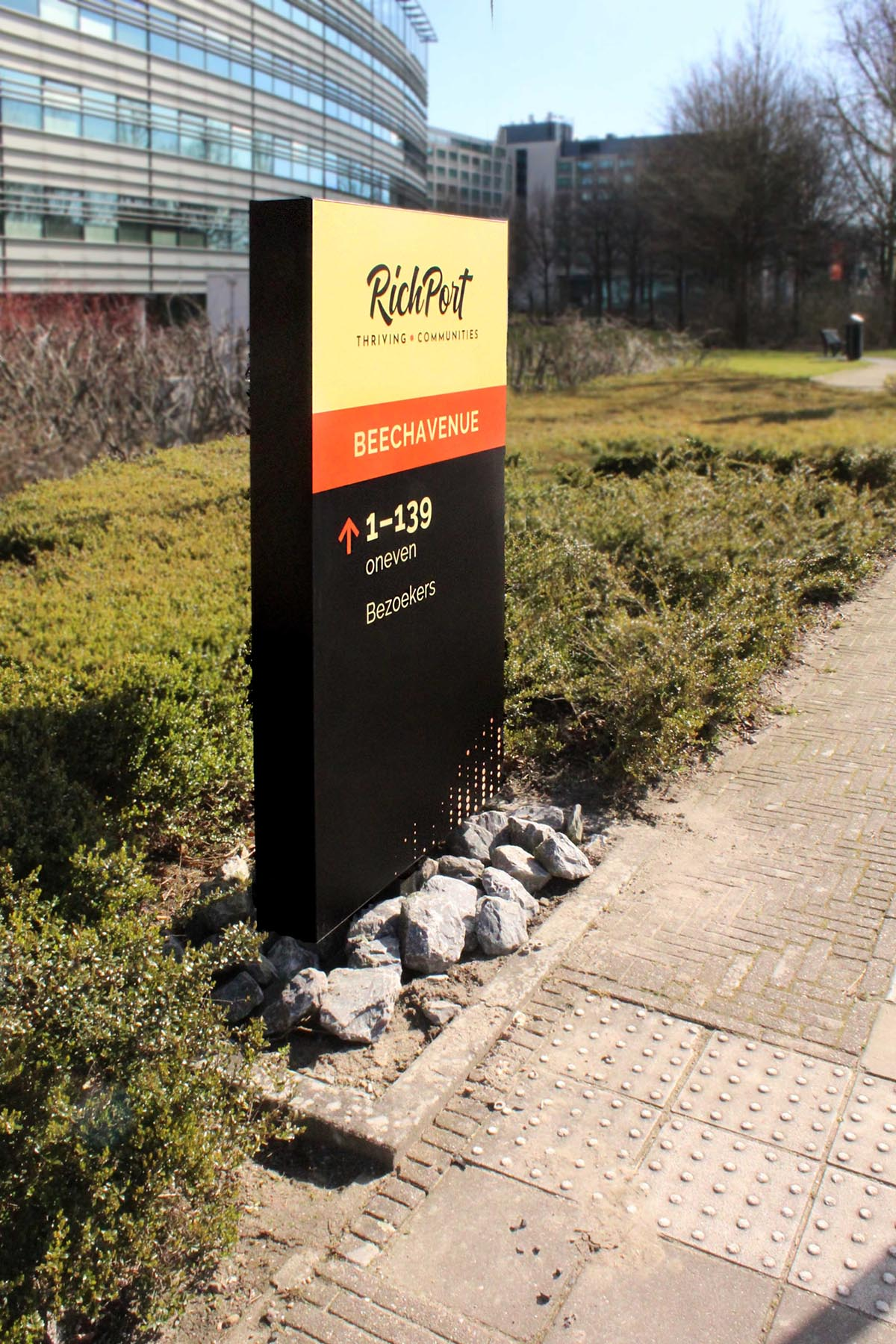 Richport 7 | Groeneveld Sign Systems