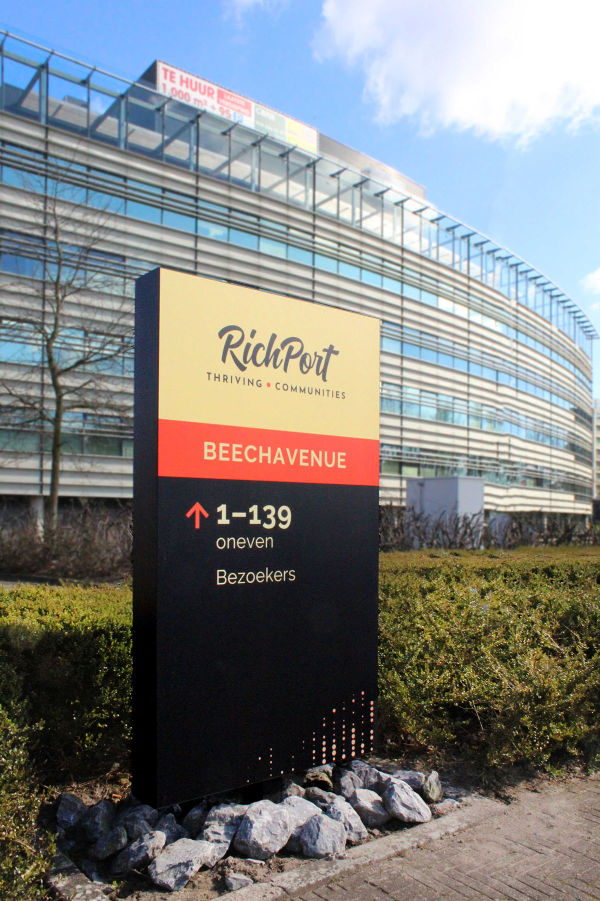 Richport 8 | Groeneveld Sign Systems