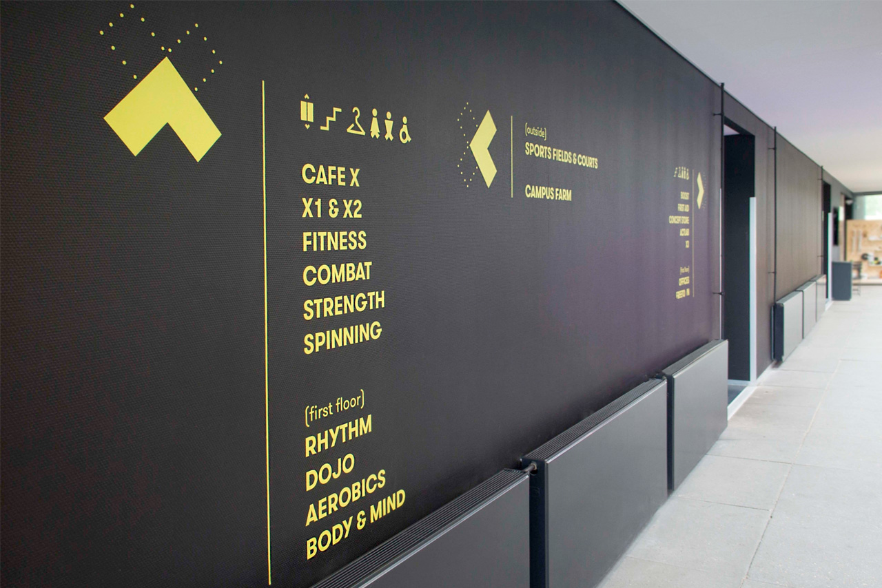 TU Delft Campus X 16   Groeneveld Sign Systems