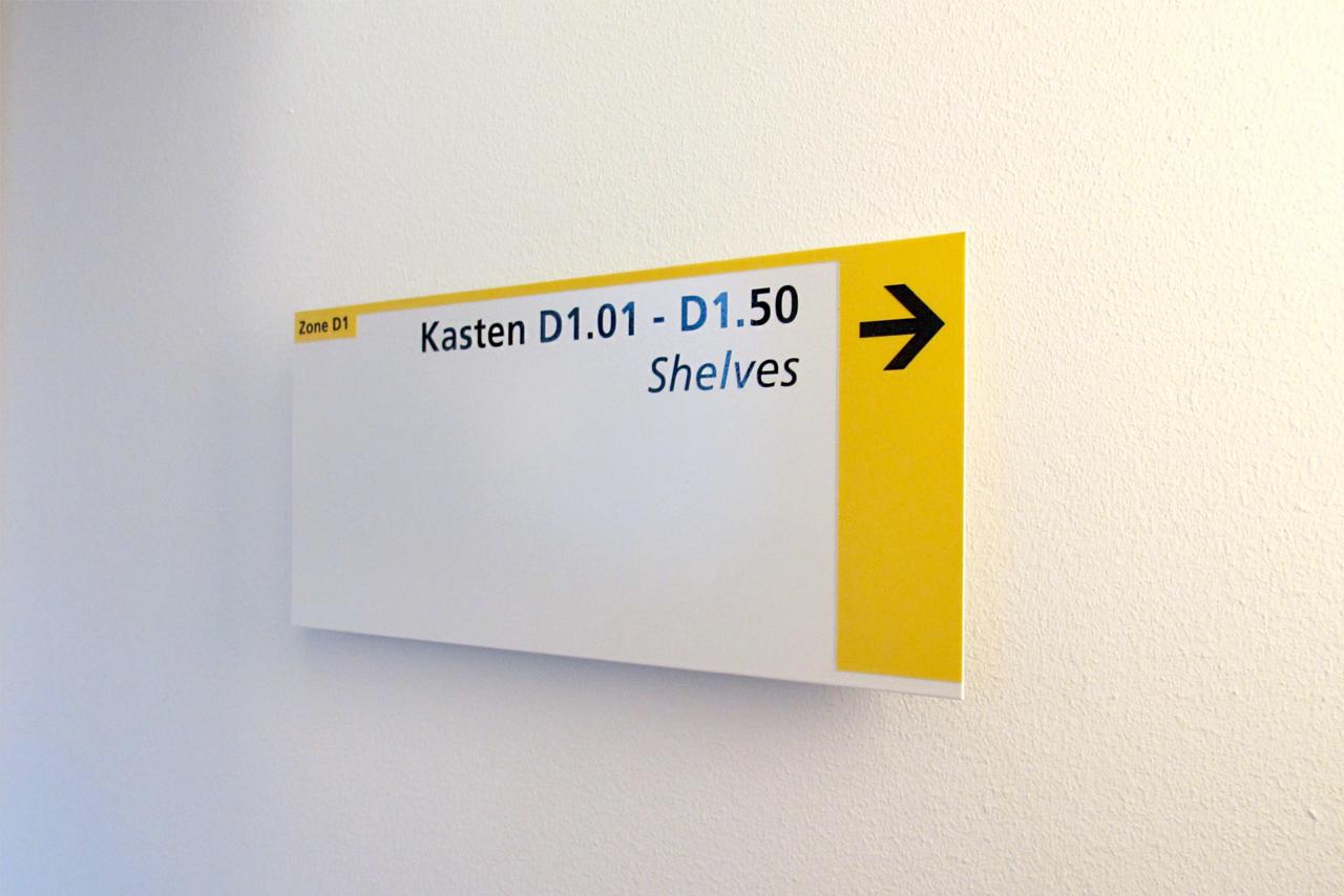 UU biebaanduiding kasten   Groeneveld Sign Systems