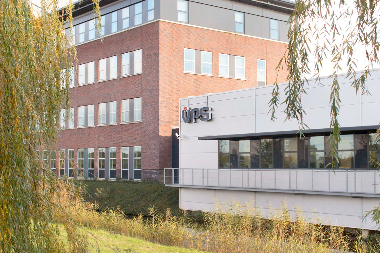 VPS pand   Groeneveld Sign Systems