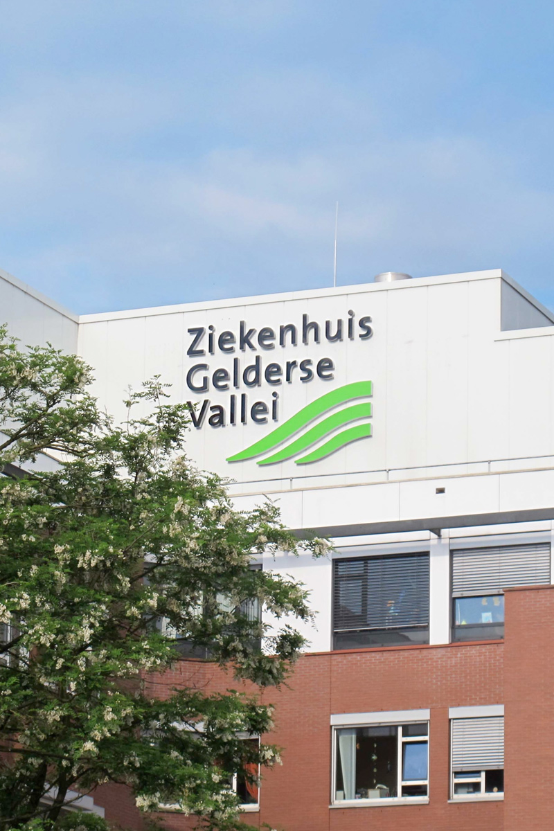 ZGV Gevelsign 02   Groeneveld Sign Systems